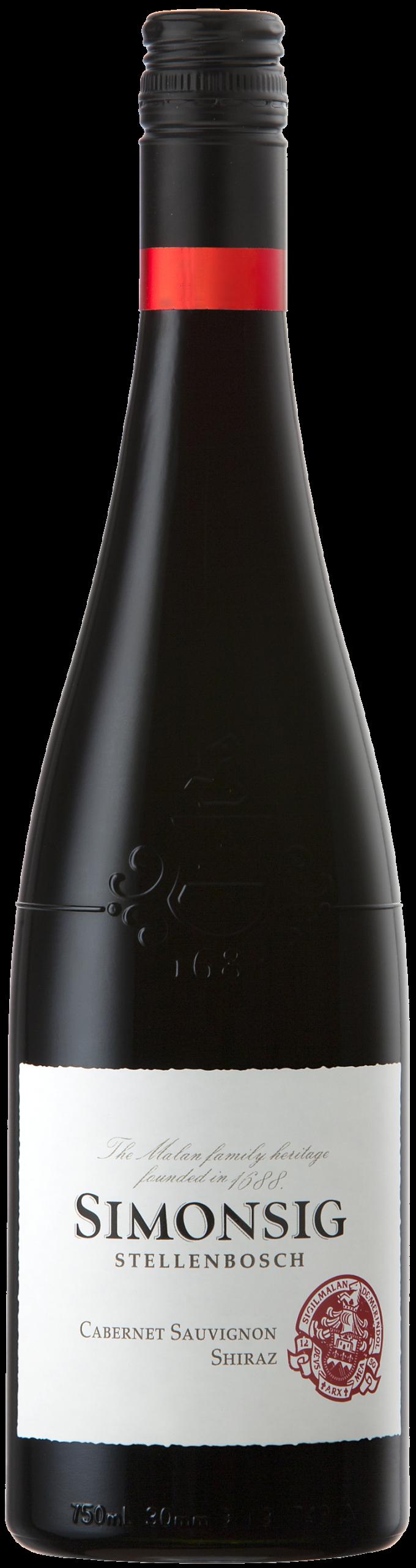 15-rood-simonsig-cabernet-sauvignon-shiraz-afbeelding